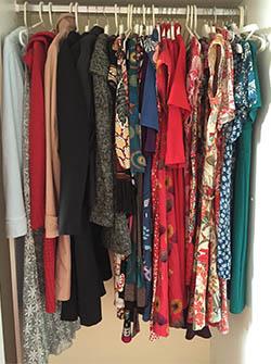Clothes After Kon Mari