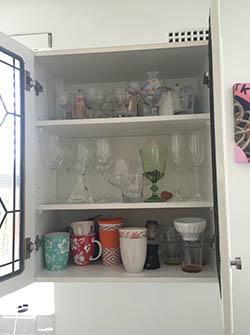 Glassware Before