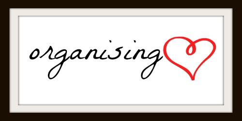 organising love pic